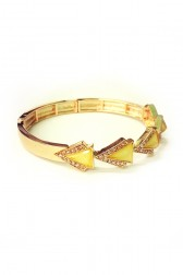Lead the Way Bracelet - Canary