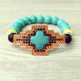 Mirage Bead Bracelet