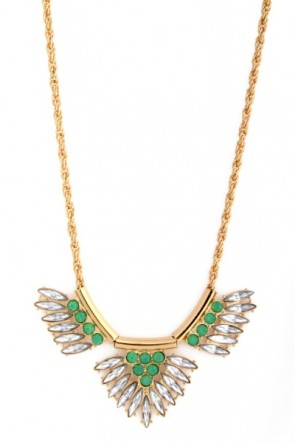 War Cry Necklace - Mint
