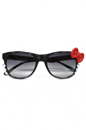 Purfect Kitty Sunglasses in Black