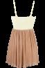 Lost Ava Lace Dress in Tarte